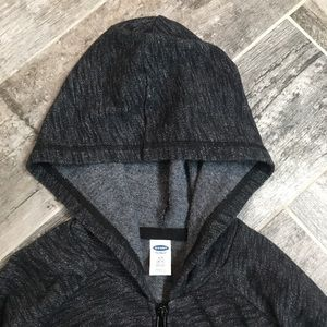Old Navy Shirts & Tops - Old Navy girls' full zip hoodie, size small 6 / 7
